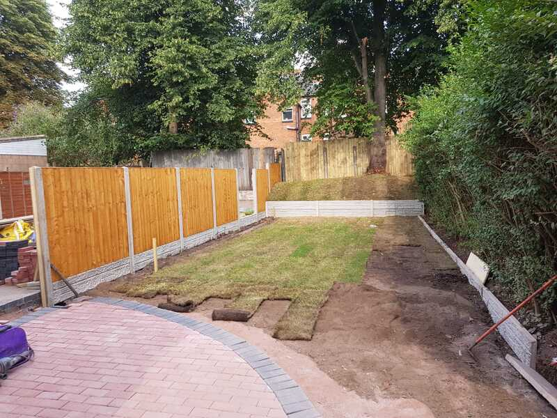 Block Paving in Yardley